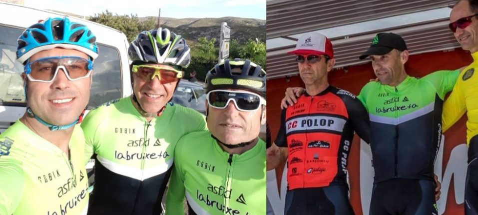 Equipo ciclismo labruixeta