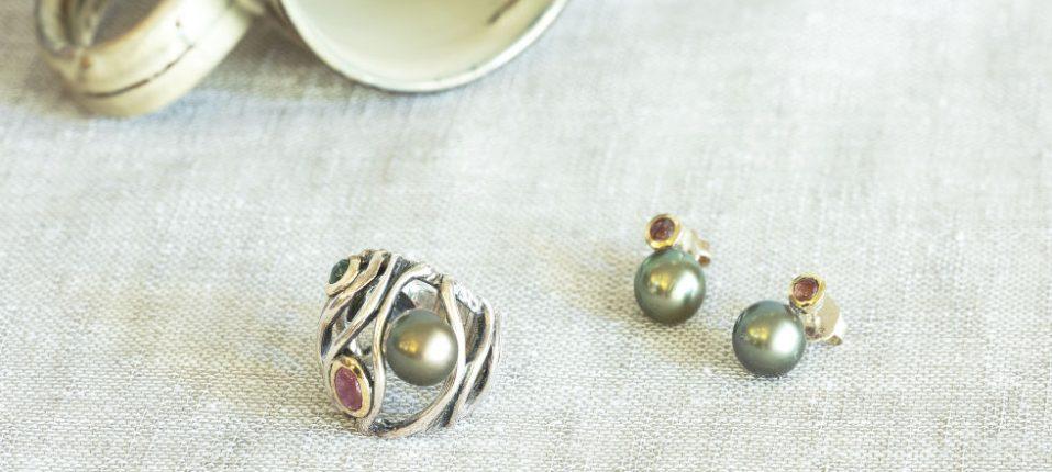 Limpiar joyas de plata
